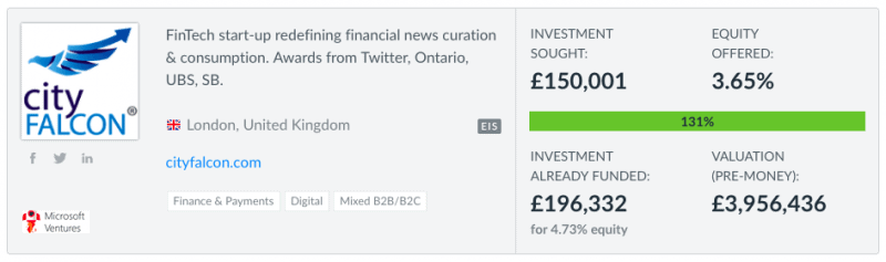 cityfalcon-on-seedrs
