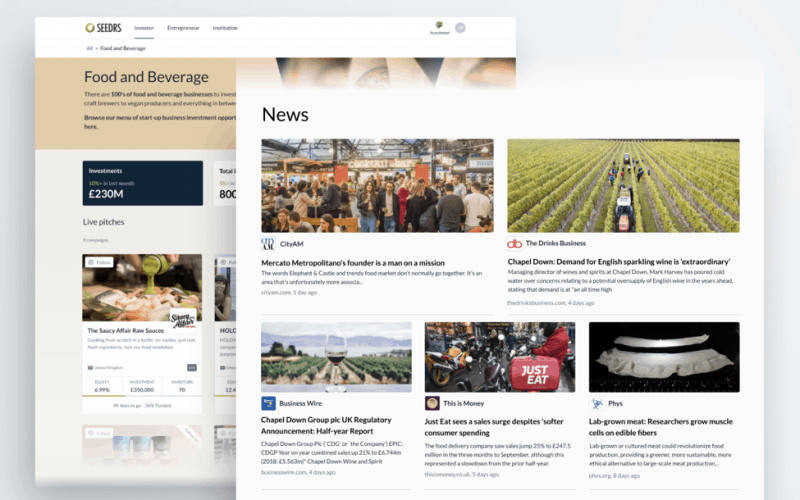 Financial news on Seedrs, powered by CityFALCON